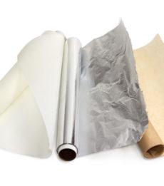 Alluminio - Carta Forno - Pellicola