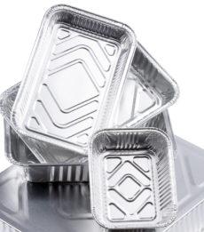 Contenitori alluminio - Trasportini - Vaschette